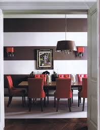 popular living room furniture. Red-brown-dining-room-with-pops-of-red Popular Living Room Furniture