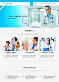 Best Free Medical Hospital Website Templates 2019 Webthemez