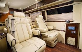 Van Interior Design Interesting Design