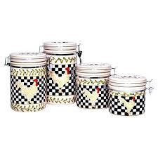 set of canisters black ceramic kitchen canisters black and white kitchen canister set canister sets images