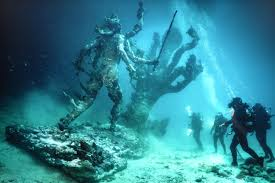 Image result for treasures from the wreck of the unbelievable
