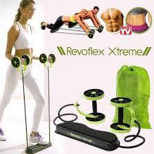 revoflex xtreme workout abs wheel