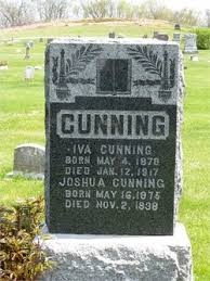 "Iva ""Ivy"" Gordon Cunning (1875-1938) - Find A Grave Memorial"
