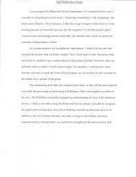 cover letter reflective essay examples nursing nursing reflective cover letter best photos of senior essay examples reflection paper project researchreflective essay examples nursing large
