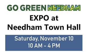 go green needham expo 2018