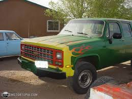 1989 Chevrolet Suburban scottsdale 2500 id 11364