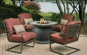 Gratify Gas Fire Pit Table And Chairs Set Tags Outdoor Gas Fire