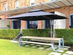 patio umbrella canopy rectangular x silver black patio umbrella canopy replacement canada