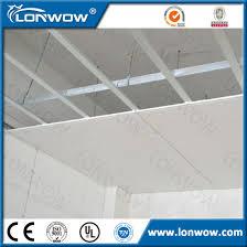 china gypsum board cost per square foot