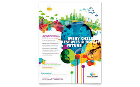 Flyer Template Word Custom Youth Program Flyer Template Word Publisher