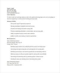 Marketing Resume Templates Adorable 40 Marketing Resume Templates in Word Free Premium Templates