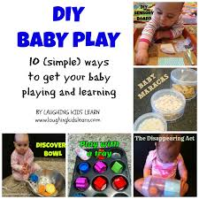 diy baby play ideas