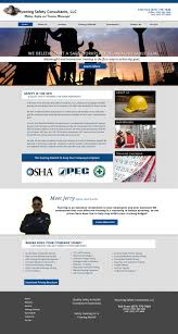 Wyoming Website Design Wyoming Safety Consultants