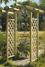 Small Picture Wooden garden arches how to build a shed material list