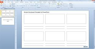 Free Storyboard Templates Awesome Power Point Storyboard Template Power Point Storyboard Sample