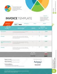 invoice template design 014 cool invoices tecnicidellaprevenzione