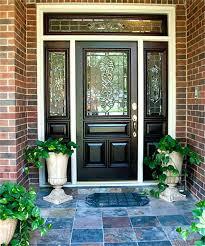 fancy glass panel front door black front door with glass doors front doors with glass exterior