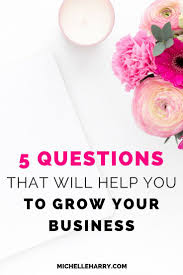 5 Questions To Ask If You Are Struggling To Grow Your
