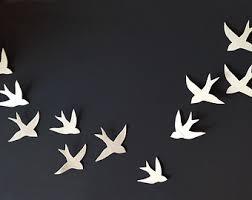 ceramic birds wall art nz