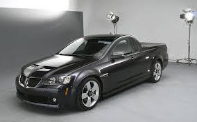 Pontiac G8 ST To Go On Sale In Australia - PickupTrucks.com News