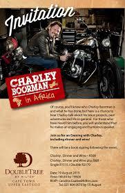 doubletree charley boorman