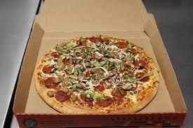 little caesars supreme pizza. Contemporary Supreme Photo Of Little Caesars  San Dimas CA United States Ultimate Supreme  Pizza Inside