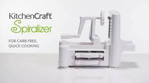 Kitchen Craft Kitchen Craft Spiralizer On Vimeo