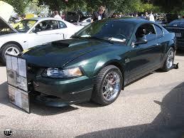 2001 Ford Mustang Bullitt Bullitt Coupe id 21328