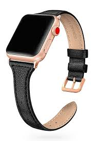 The Casery | Apple Watch Band - Black