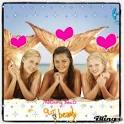 Поиск голые русалки клео эмма и рики50