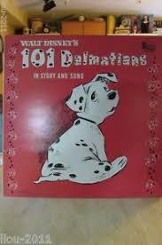 image is loading walt disney 101 dalmatians record al dq 1308