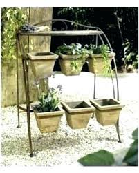 herb garden stand herb garden stand plant ladder planter growing outdoor free standing indoor herb garden