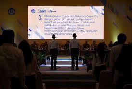 Orientasi ASN Kementerian Keuangan Jalur Umum 2019