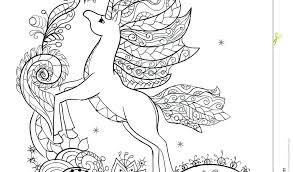Unicorni Con Le Ali Da Colorare E Unicorno Con Le Ali Da