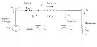 buck converter circuit diagram the wiring diagram buck converter circuit diagram zen diagram circuit diagram
