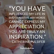 Someone who changes your life just by being part of it. 60 Thank You Quotes And Sayings To Express Your Gratitude Inspirationfeed