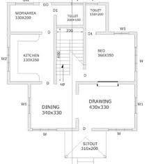 Small Picture Two Bedroom House Plans Designs On Economic Small House Floor