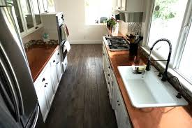 lovely imperfection design inspiration copper countertops