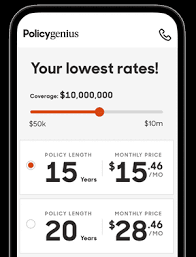 Your international mobile equipment identity (imei) number. Policygenius Compare And Buy Insurance Online