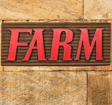 corrugated metal farm sign signs whole corrugated metal and wood letters bathroom sign by salvaged sister mister signs personalized