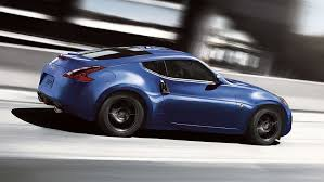 2018 nissan kicks canada. contemporary 2018 nissan 370z coupe shown in deep blue pearl intended 2018 nissan kicks canada