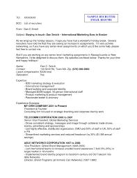 Resume Email Sent | Sugarflesh