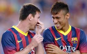 Follow the vibe and change your wallpaper every day! Lionel Messi And Neymar Barcelona Wallpaper 44027