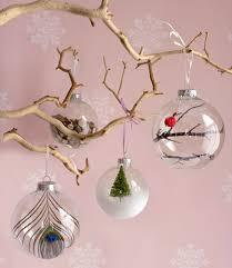diy glass tree ornaments