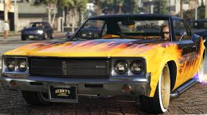 Gta Online New Fastest Muscle Car Sabre Turbo Custom Fastest