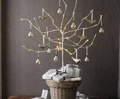 white branch christmas tree
