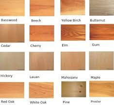 types of hardwood for furniture. Check Out The Color And Grain Look Of Different Types Wood Hardwood For Furniture O