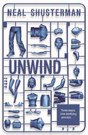 if this book cover above does not want you to read this book i will be surprised originally when i picked up unwind i debated if i wanted to read the