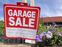 Make A For Sale Sign Best Garage Sale Yard Sale Tips To Make Money For Summer