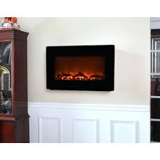 electric wall fireplace reviews mink a flat panel mount heater for installing electric fireplace